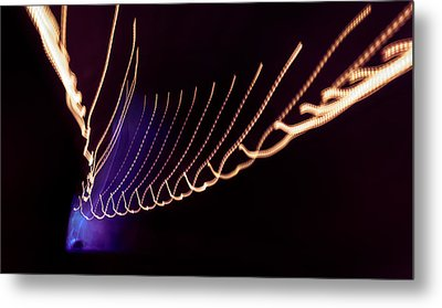 Tunnel 101 Metal Print by Janice Sullivan