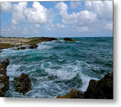 Metal Print featuring the photograph Turbulence by Paul Foutz
