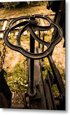 Turn Of The Century Metal Print by Rhys Arithson