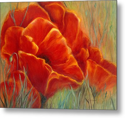 Tuscan Breeze Metal Print