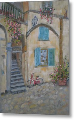 Tuscan Delight Metal Print by Mohamed Hirji