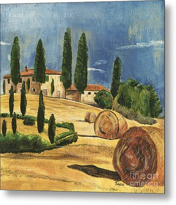 Tuscan Dream 2 Metal Print