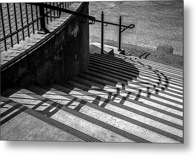 Twenty Steps Metal Print by Bob Orsillo