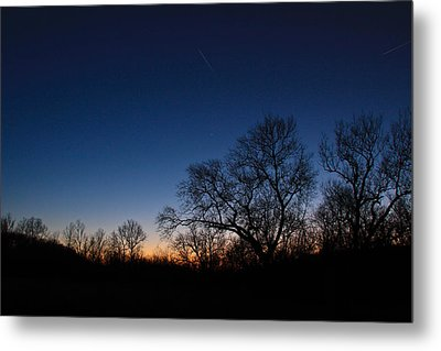 Twilight Dream Metal Print by Julie Andel