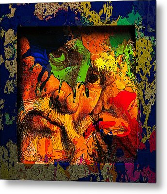 Twilight Years Metal Print