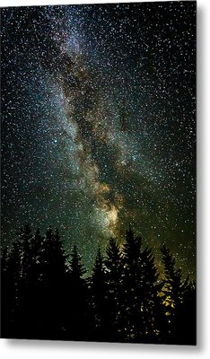 Twinkle Twinkle A Million Stars  Metal Print by Wes and Dotty Weber