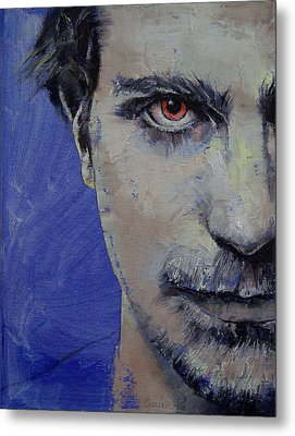 Twisted Metal Print by Michael Creese