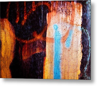 Two As One Metal Print by Bob Orsillo