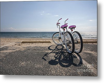 Two If By The Sea Metal Print