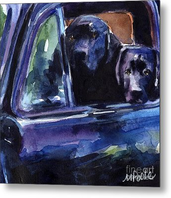 Two Into Fifty One Metal Print by Molly Poole