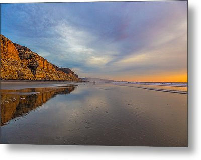 Two Metal Print by Peter Tellone