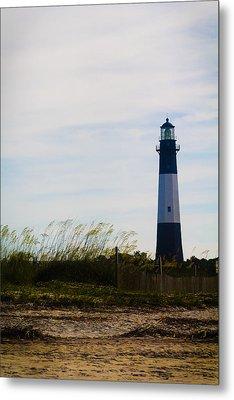 Tybee Island Lighthouse Metal Print by Jessica Brawley