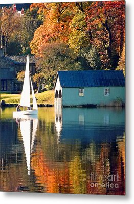 Ullswater Metal Print by Linsey Williams