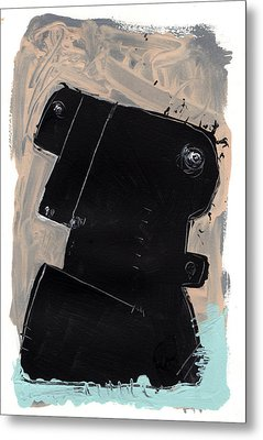 Umbra No. 1 Metal Print by Mark M  Mellon