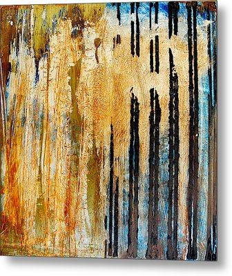 Unchained Metal Print