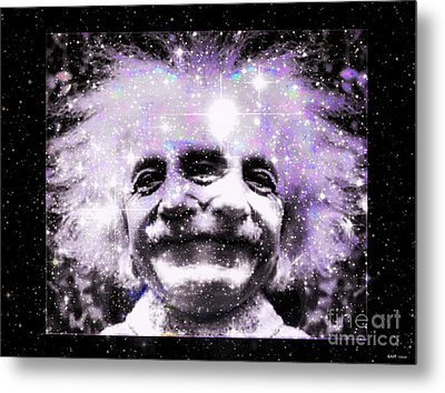 Uncle Albert Metal Print