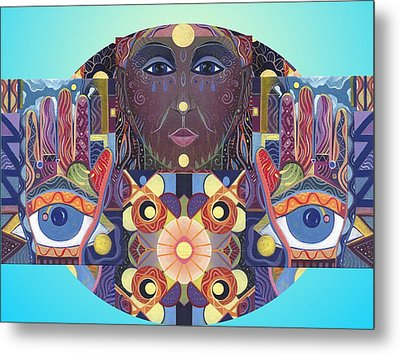 Unconditionally Metal Print by Helena Tiainen