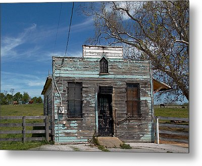 Undelivered Mail Metal Print by Skip Willits