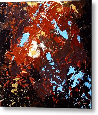 under the autumn sky II Metal Print