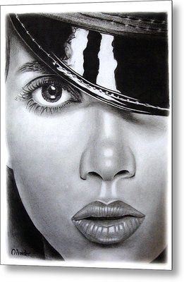 Undercover Metal Print by Atinderpal Singh