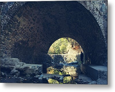 Underneath It All Metal Print by Laurie Search