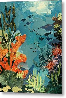 Underwater Metal Print by Robin Birrell