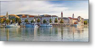 Unesco Town Of Trogit View Metal Print