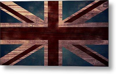 Union Jack I Metal Print