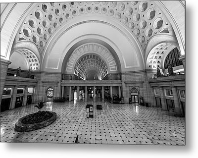 Union Station Metal Print by David Morefield