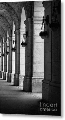Union Station Washington Dc Metal Print by John S
