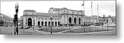 Union Station Washington Dc Metal Print by Olivier Le Queinec