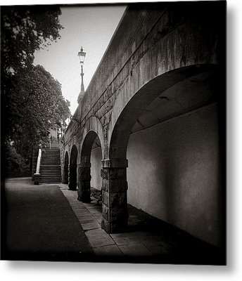 Union Terrace Gardens Metal Print by Dave Bowman