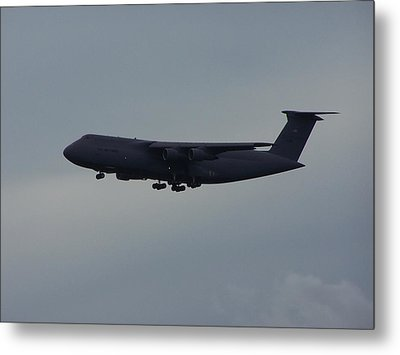 United State Air Force Metal Print by Michele Kaiser