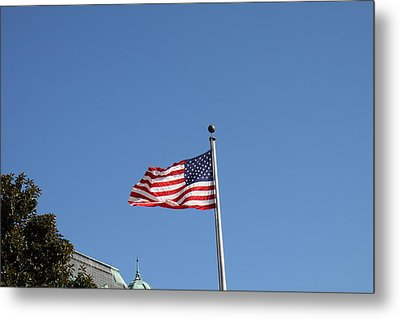 United States Naval Academy In Annapolis Md - 121213 Metal Print by DC Photographer