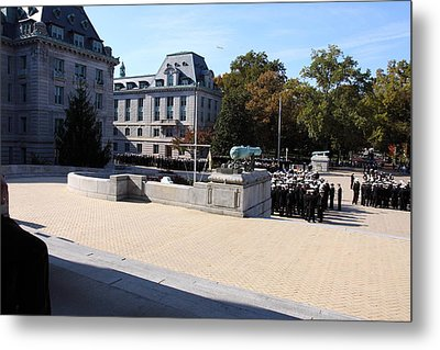 United States Naval Academy In Annapolis Md - 121227 Metal Print by DC Photographer