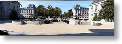 United States Naval Academy In Annapolis Md - 121278 Metal Print by DC Photographer