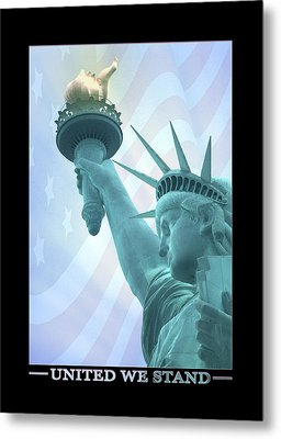 United We Stand Metal Print by Mike McGlothlen