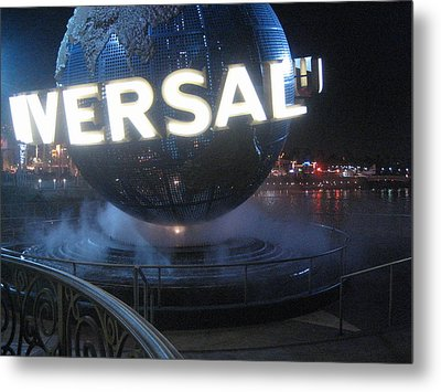 Universal Orlando Resort - 12122 Metal Print