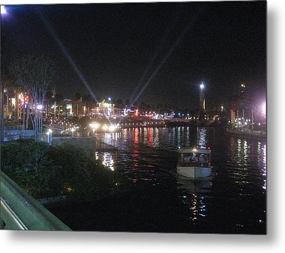 Universal Orlando Resort - 12124 Metal Print by DC Photographer