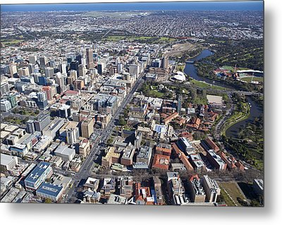 University Of Adelaide Metal Print by Brett Price