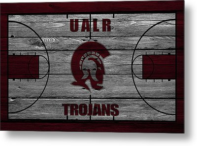 University Of Arkansas At Little Rock Trojans Metal Print by Joe Hamilton