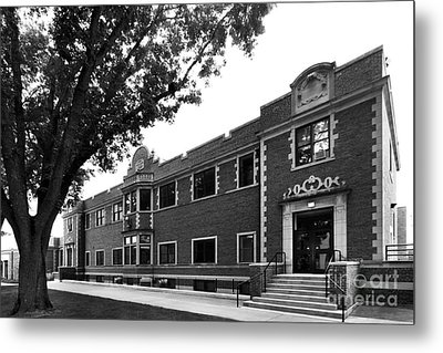 University Of Dubuque  Metal Print by University Icons