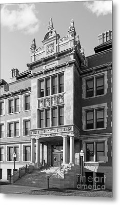 University Of Minnesota Folwell Hall Metal Print by University Icons