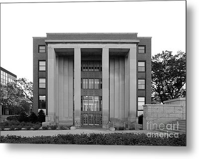 University Of Minnesota Ford Hall Metal Print by University Icons