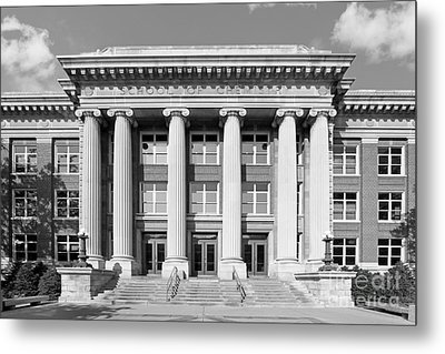 University Of Minnesota Smith Hall Metal Print by University Icons
