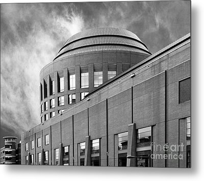 University Of Pennsylvania Wharton School Of Business Metal Print by University Icons