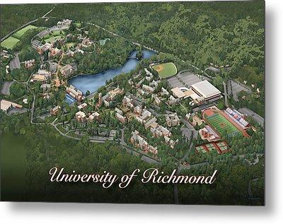 University Of Richmond Metal Print