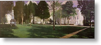 University Of South Carolina Horseshoe 1984 Metal Print
