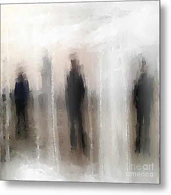 The Unknown Metal Print by Rc Rcd
