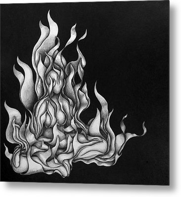 Untitled 27 Metal Print